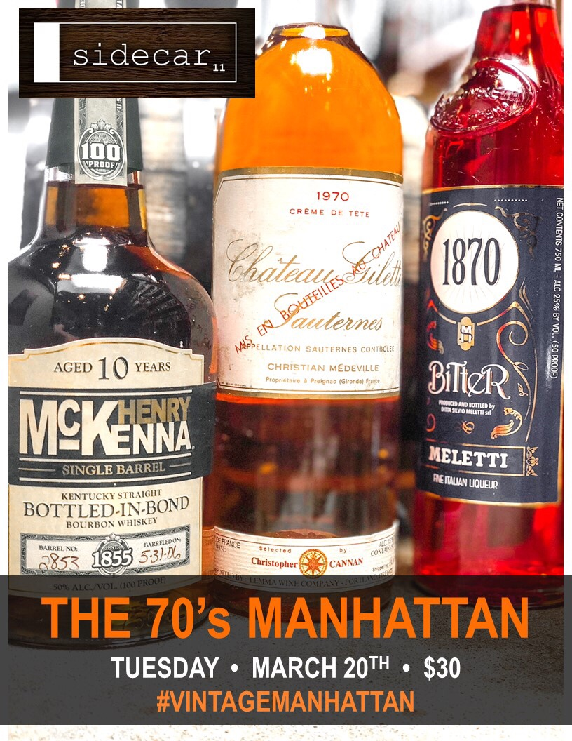 The 70's Manhattan