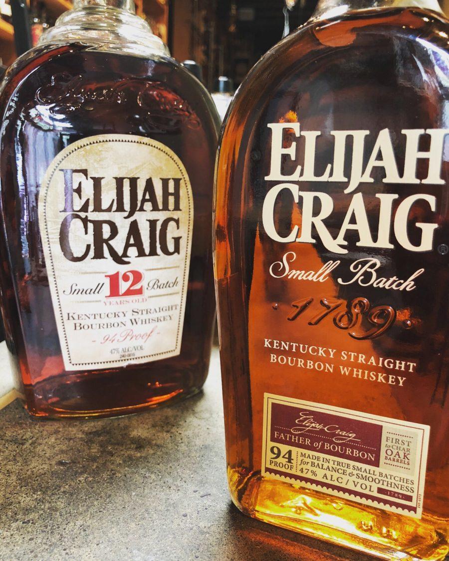 Elijah Craig Then & Now