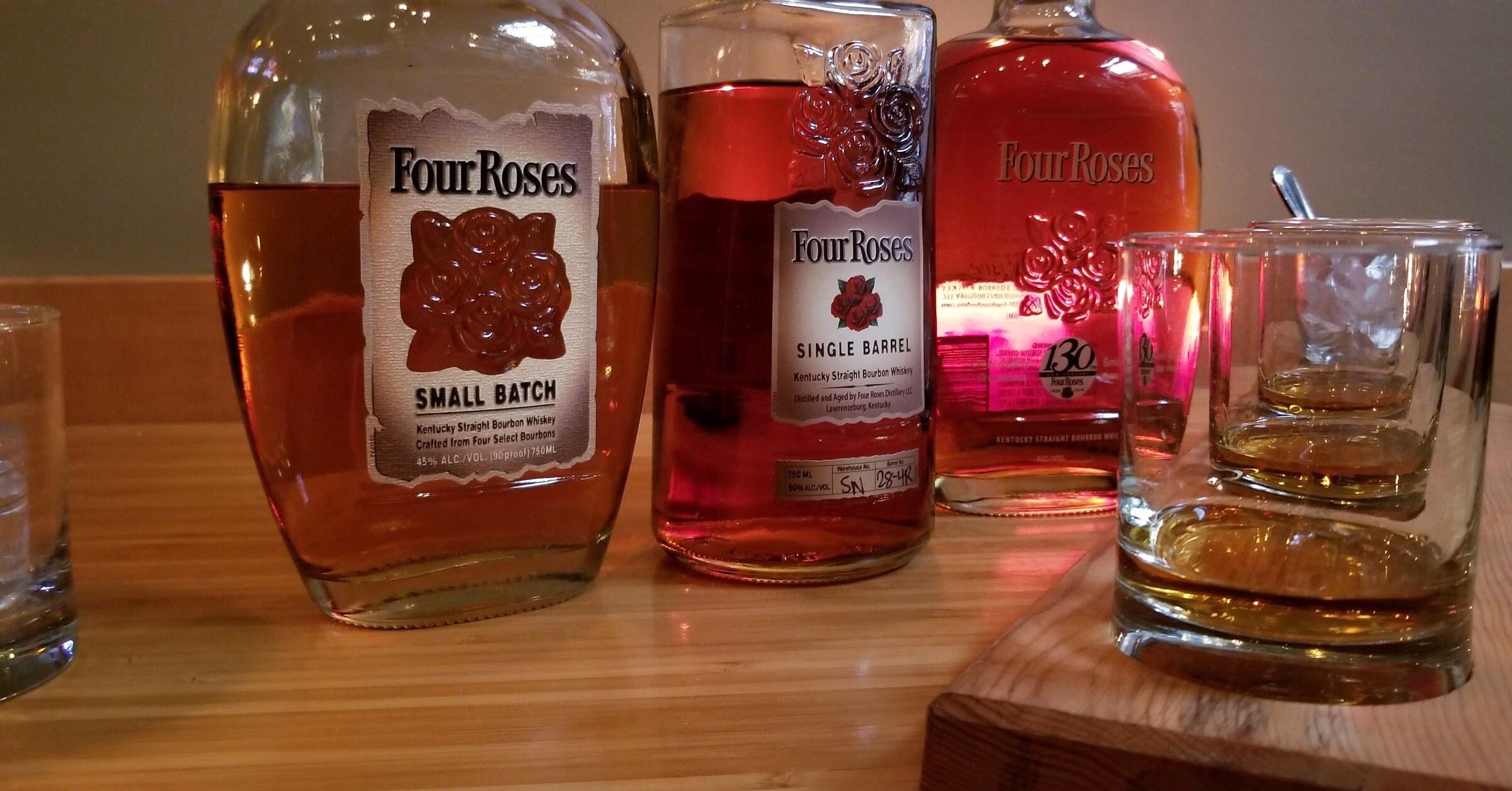 four roses single barrel limited edition 2018