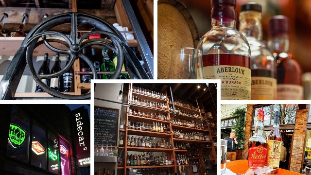 Top 50 Whiskey Bars in the US
